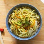 Mercadona: Noodles de Arroz, Sal Rosa del Himalaya, Salsa Tikka Masala, Choco Balls