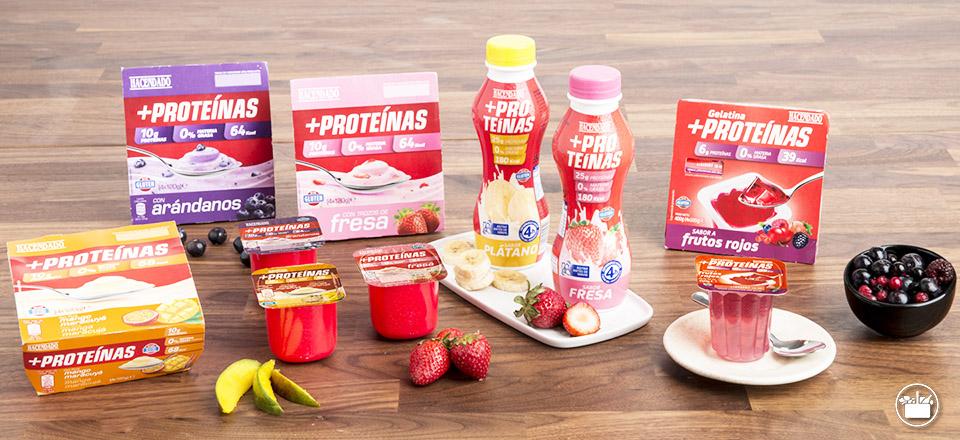 mejores yogures proteinas mercadona